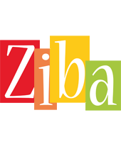 Ziba colors logo
