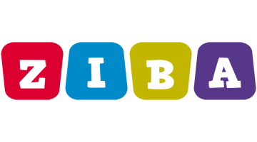 Ziba kiddo logo