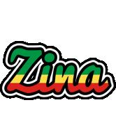 Zina african logo