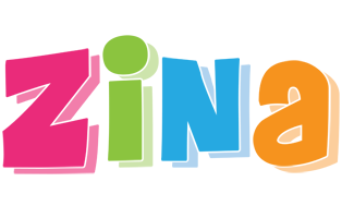 Zina friday logo