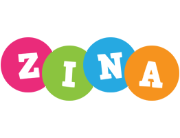Zina friends logo