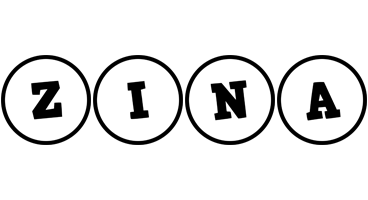 Zina handy logo