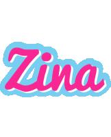 Zina popstar logo