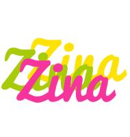 Zina sweets logo