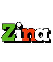 Zina venezia logo