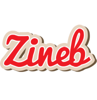 Zineb chocolate logo