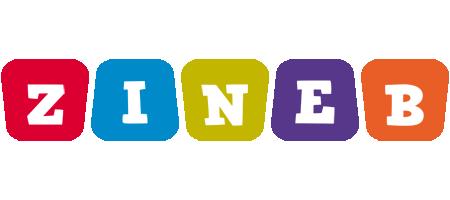 Zineb daycare logo