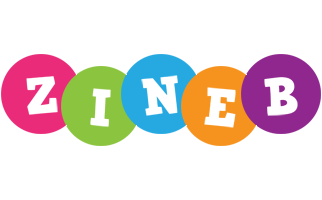 Zineb friends logo