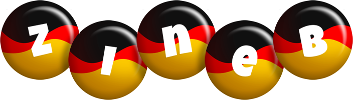 Zineb german logo