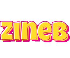 Zineb kaboom logo