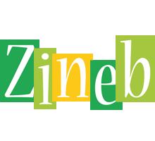 Zineb lemonade logo
