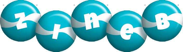 Zineb messi logo