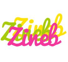 Zineb sweets logo