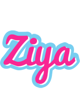 Ziya popstar logo