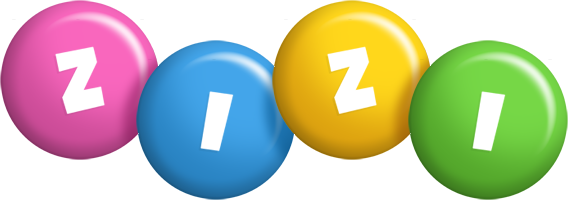 Zizi candy logo