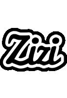 Zizi chess logo