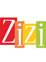 Zizi colors logo