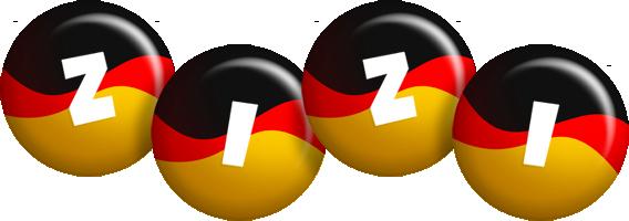 Zizi german logo