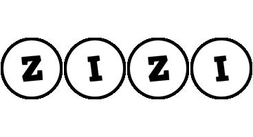 Zizi handy logo
