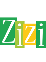 Zizi lemonade logo