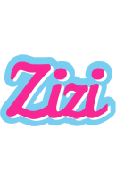 Zizi popstar logo