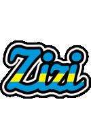 Zizi sweden logo