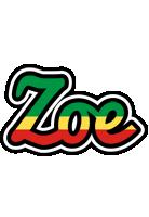 Zoe african logo