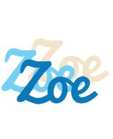 Zoe breeze logo