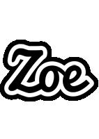 Zoe chess logo