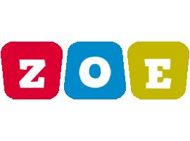 Zoe daycare logo
