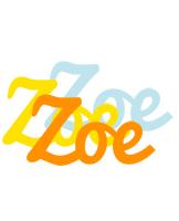 Zoe energy logo