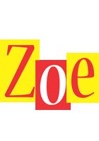 Zoe errors logo