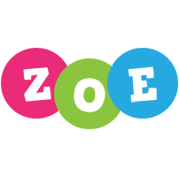 Zoe friends logo