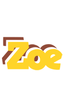 Zoe hotcup logo
