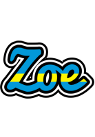 Zoe sweden logo