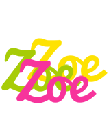 Zoe sweets logo