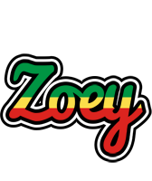 Zoey african logo