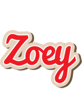 Zoey chocolate logo