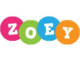Zoey friends logo
