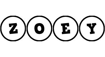 Zoey handy logo