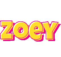 Zoey kaboom logo