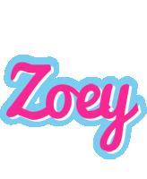 Zoey popstar logo
