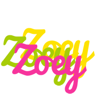 Zoey sweets logo
