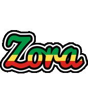 Zora african logo