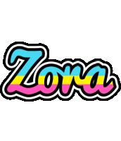 Zora circus logo