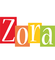 Zora colors logo