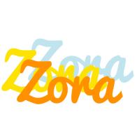 Zora energy logo