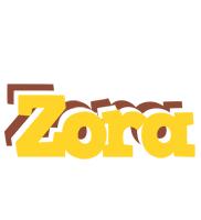 Zora hotcup logo