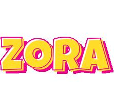 Zora kaboom logo