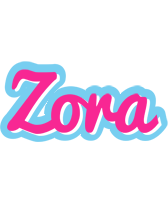 Zora popstar logo